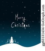 Merry-Christmas-Text - Xmas Card