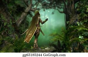 Forest - Gentle Hunter