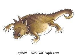Horned-Lizard - Horned Lizard