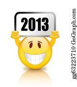 2013-Happy-New-Year-Happy-New-Year - New Year Smiley