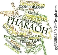 Pharaoh - Word Cloud For Pharaoh