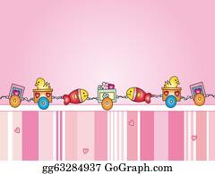 Baby-Girls - Baby Illustration