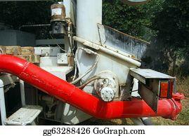 Concrete-Pump-Truck - Tank Pumping Concrete Pump Truck