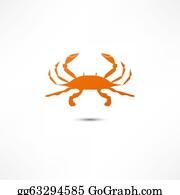 Zodiac-Sign-Crab - Crab Icon