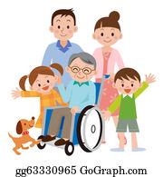 Granddaughter - Happy Family