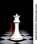 Queen - Chess Pieces
