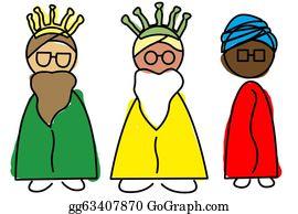 The-Twelve-Days-Of-Christmas - Three Wise Men