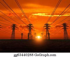 Power-Transmission-Line - Power Line