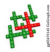 Strategy - Crossword Of Marketing Strategty