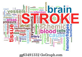 Wrap - Word Tags Of Brain Stroke
