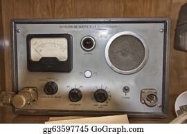 Electric-Meter - Old Meter Radioactivity