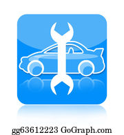 Technician - Auto Repair Icon