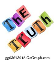 Honesty - Truth Concept.