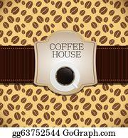 Coffee-House - Coffee House Menu Template Vector Illustration