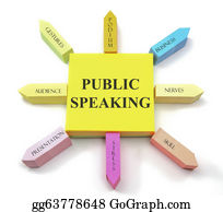 Public-Speaking - Public Speaking Sticky Notes