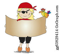 Treasure - Pirate