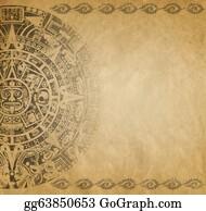 American-Indian - Mayan Calendar