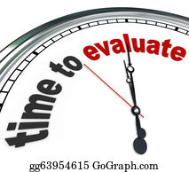 Management - Time To Evaluate Clock Review Or Assessment Management