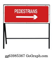 Roadworks - Road Sign