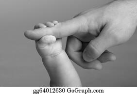 Baby-Footprint - Hands