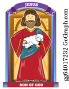 Lamb - Jesus - Son Of God - Bible Character