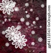 Chrysanthemum - Blossoms Background