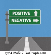 think positive sign stock illustrations royalty free