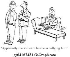 Therapy - He's Bullied By The Software In Therapy