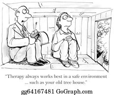 Therapy - Therapy Always Works Better In A Safe Environment