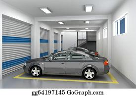 Car-Lot - 3d Parking Garage