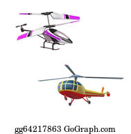 Helicopter -  Helicopter Toy Model At Flight,  Remote Controlled