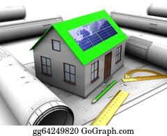 Solar-Panel - Green House