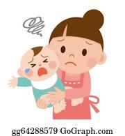 Sad-Child - Mom And Baby