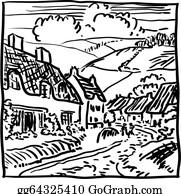Plantation - Village Landscape