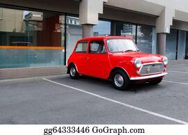 Car-Lot - Mini Minor Cooper