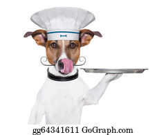 Butler - Dog Cook Chef