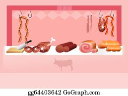 Butchers-Meat - Butcher's Shop