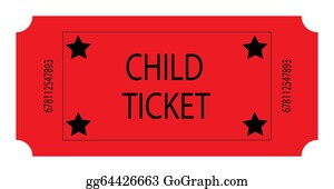 Admission-Ticket - A Red Ticket