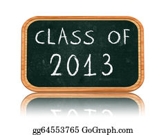 Class-Of-2013 - Class Of 2013 On Blackboard Banner