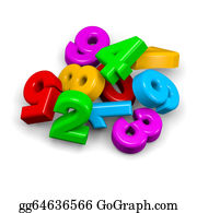 Funny-Toy-Train - Stack Of Numbers