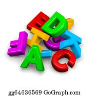 Funny-Toy-Train - Stack Of Letters