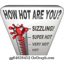 Dislikes - How Hot Are You Words Thermometer Attractive Sexy