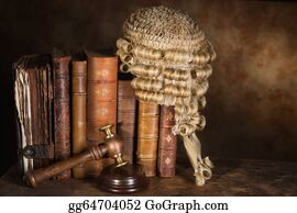 Wig - Judge's Books