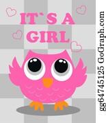 Baby-Girls - Baby Shower Girl