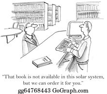 Solar-System - The Library Has A Long Reach With Books