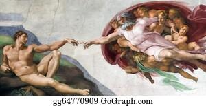 God - Adam Creation