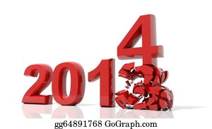 Year-2014 -  The New Year 2014 Is Coming