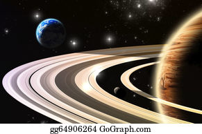 Solar-System - Exoplanets. World Outside Of Our Solar System