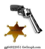 Antique-Pistols - Revolver Gun