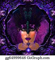 Pharaoh - The Purple Queen